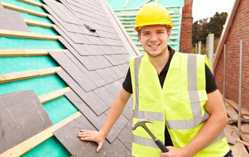 find trusted West End roofers
